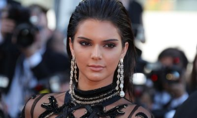 A top model Kendall Jenner